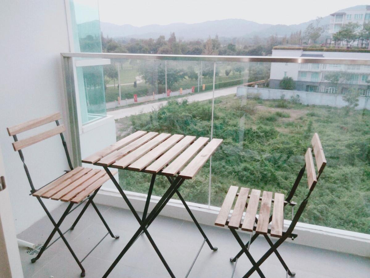 รูปของประกาศขายคอนโดบ้านวิววิมาน(สตูดิโอ)(4)