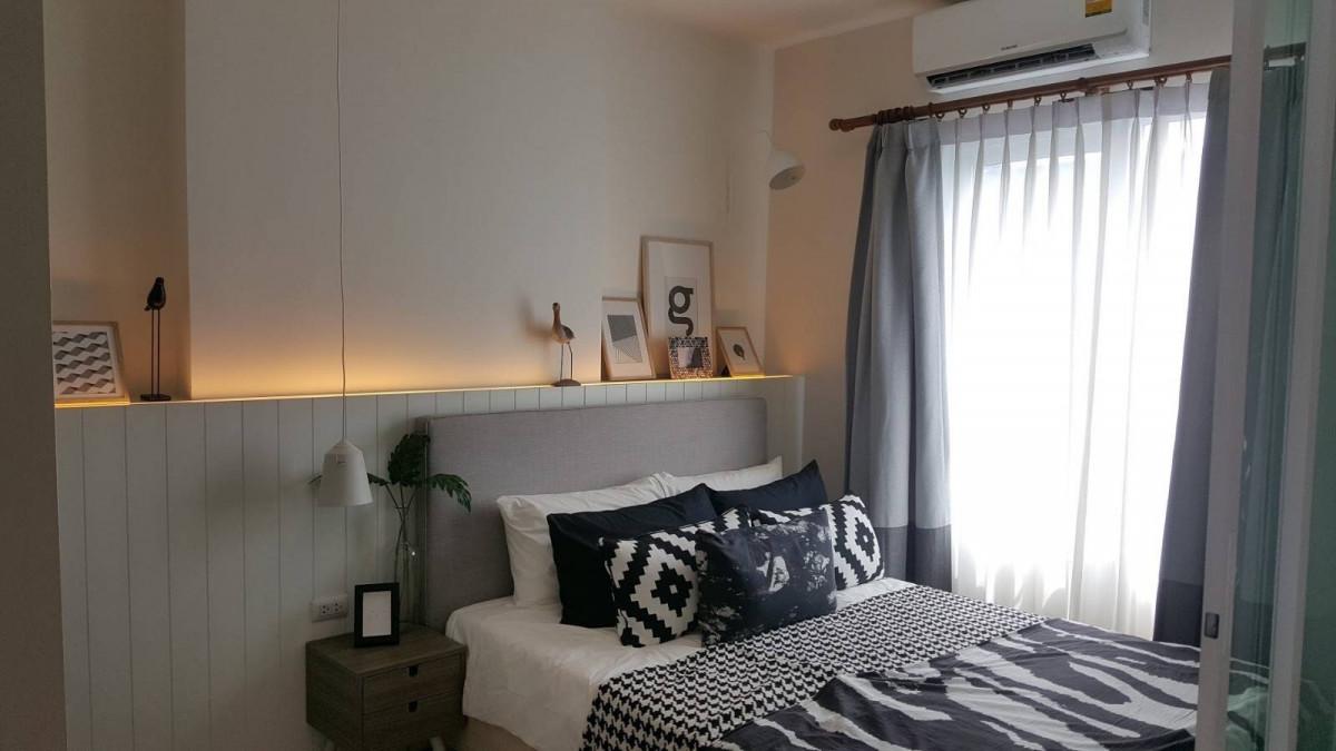 รูปของประกาศขายดาวน์คอนโดแชปเตอร์วัน อีโค รัชดา-ห้วยขวาง(1 ห้องนอน)(2)