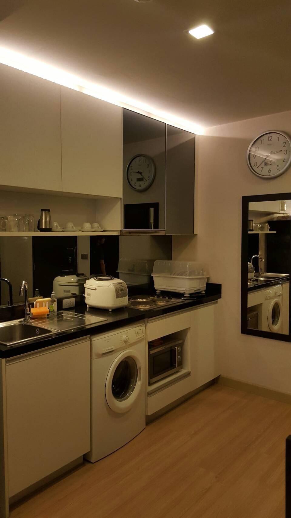 รูปของประกาศเช่าคอนโดSKY WALK Condominium(1 ห้องนอน)(4)