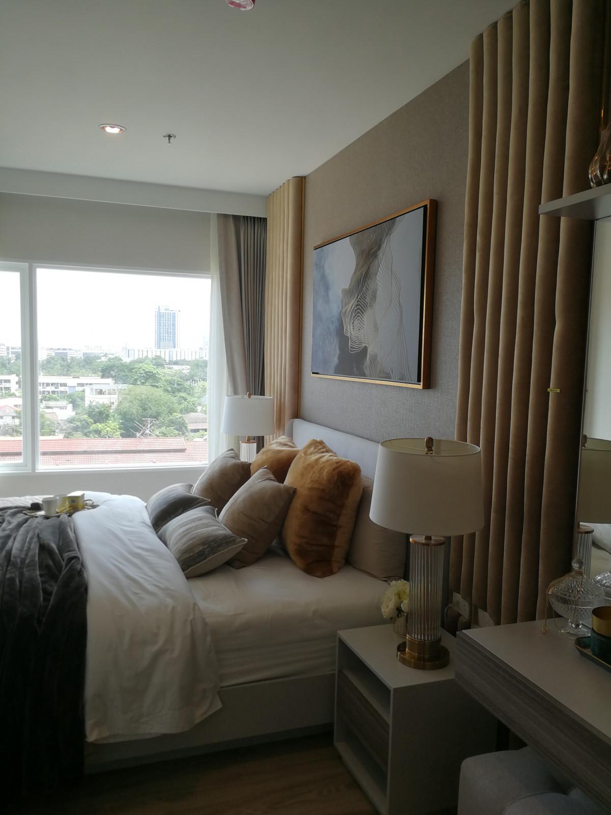 รูปของประกาศขายดาวน์คอนโดAmber ติวานนท์(1 ห้องนอน)(2)