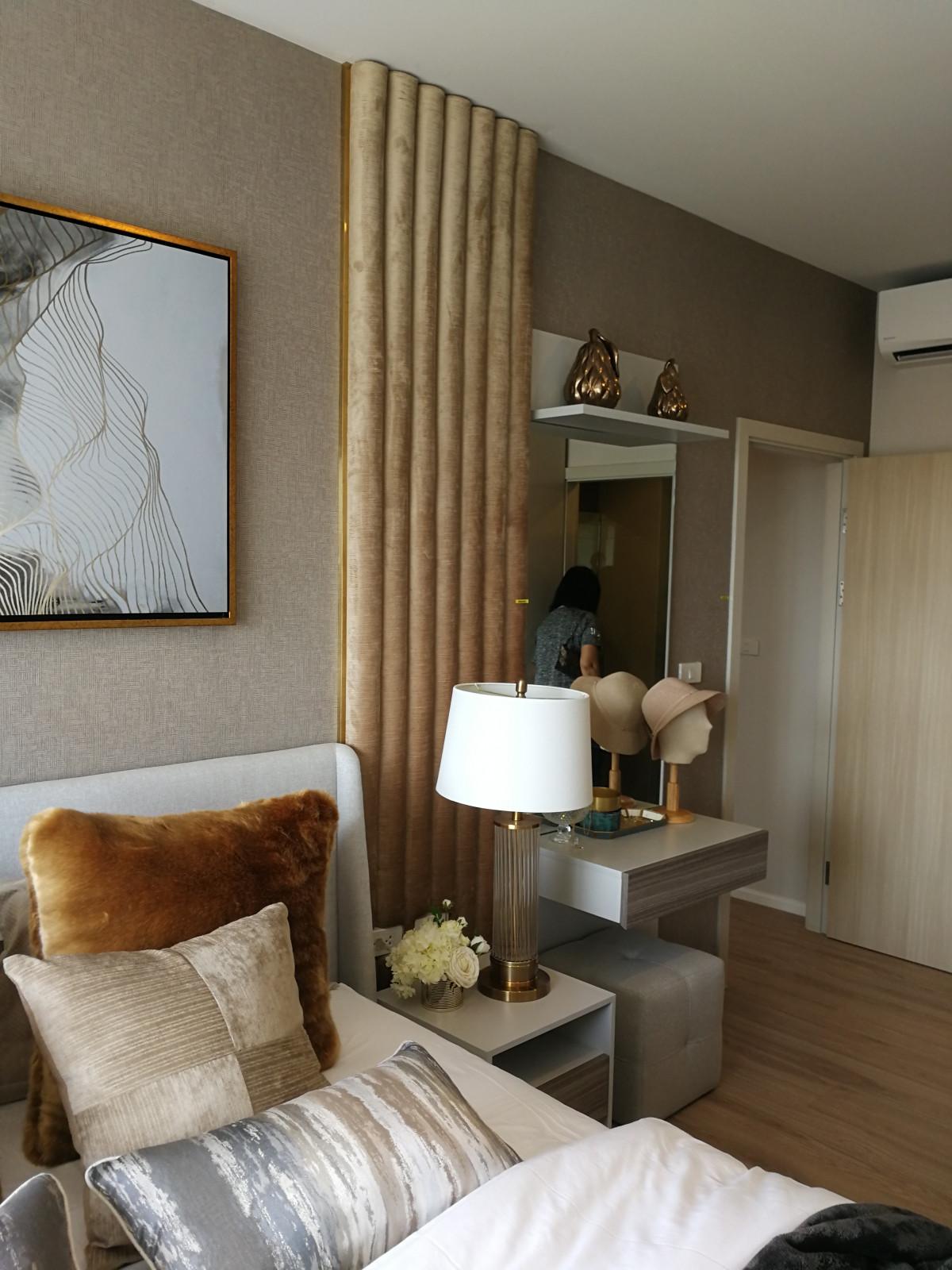 รูปของประกาศขายดาวน์คอนโดAmber ติวานนท์(1 ห้องนอน)(4)