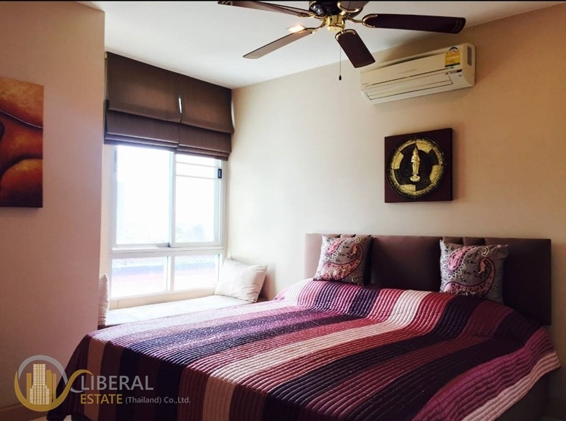 ประกาศCondominium For Rent 2 Beds 81 Sq.M. in On Nut area ONLY 35,000 THB/Month