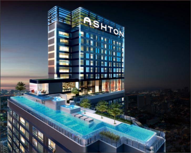 ประกาศขายดาวน์ Ashton สีลม คอนโดมิเนียม 2ห้องนอน 2ห้องน้ำ 71.5ตรม. ชั้น11 ใกล้รถไฟฟ้า BTSช่องนนทรี