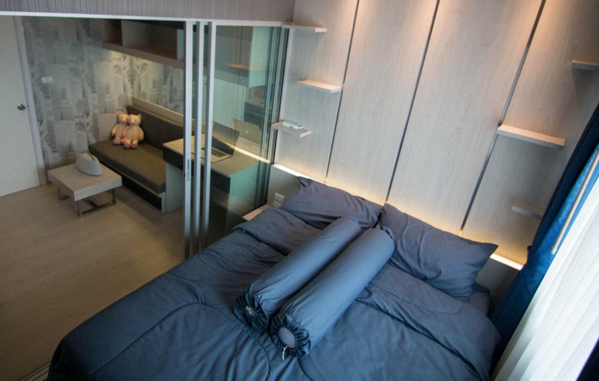 รูปของประกาศขายคอนโดพลัม คอนโด พาร์ค รังสิต(1 ห้องนอน)(3)