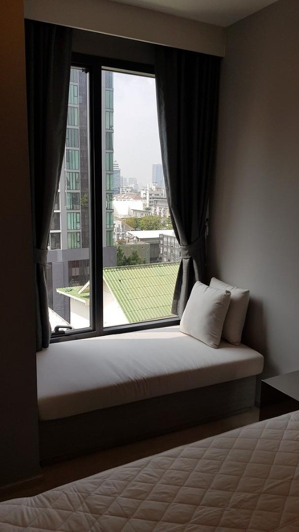 ประกาศ[Rent] M Thonglor 10 - เอ็ม ทองหล่อ 10 1 Bed 32 Sq.m. Rental Price 26000