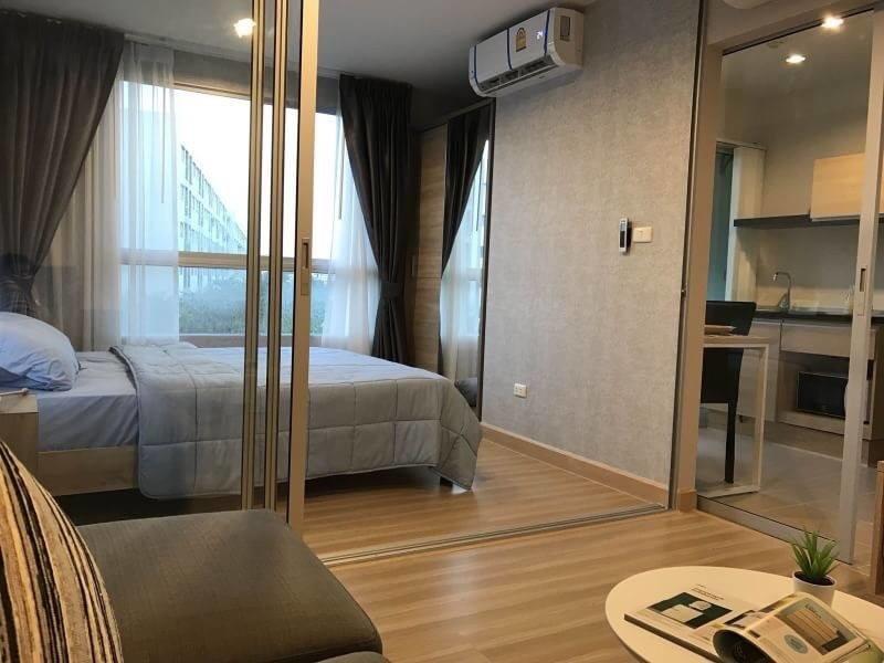 รูปของประกาศเช่าคอนโดThe Niche id บางแค(1 ห้องนอน)(2)