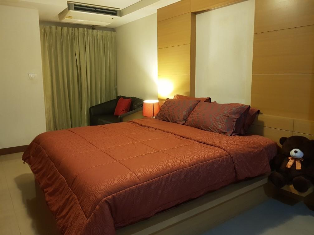 ประกาศให้เช่าคอนโด Sirin Residence ใกล้ BTS สายหยุด 1 ห้องนอน 28 ตารางเมตร ชั้น 5 ห้อง 37 ครัวแยก