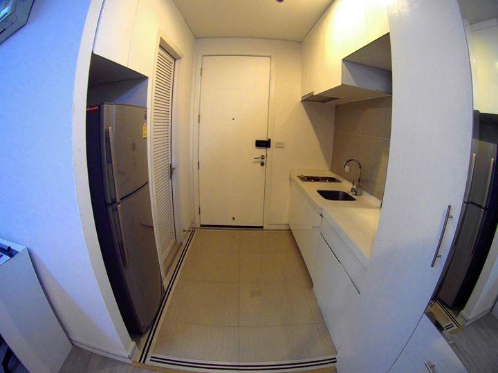 ประกาศ[Rent] TC Green Rama 9- ทีซี กรีน พระราม 9 1 Bed 28 Sq.m. Rental Price 10000