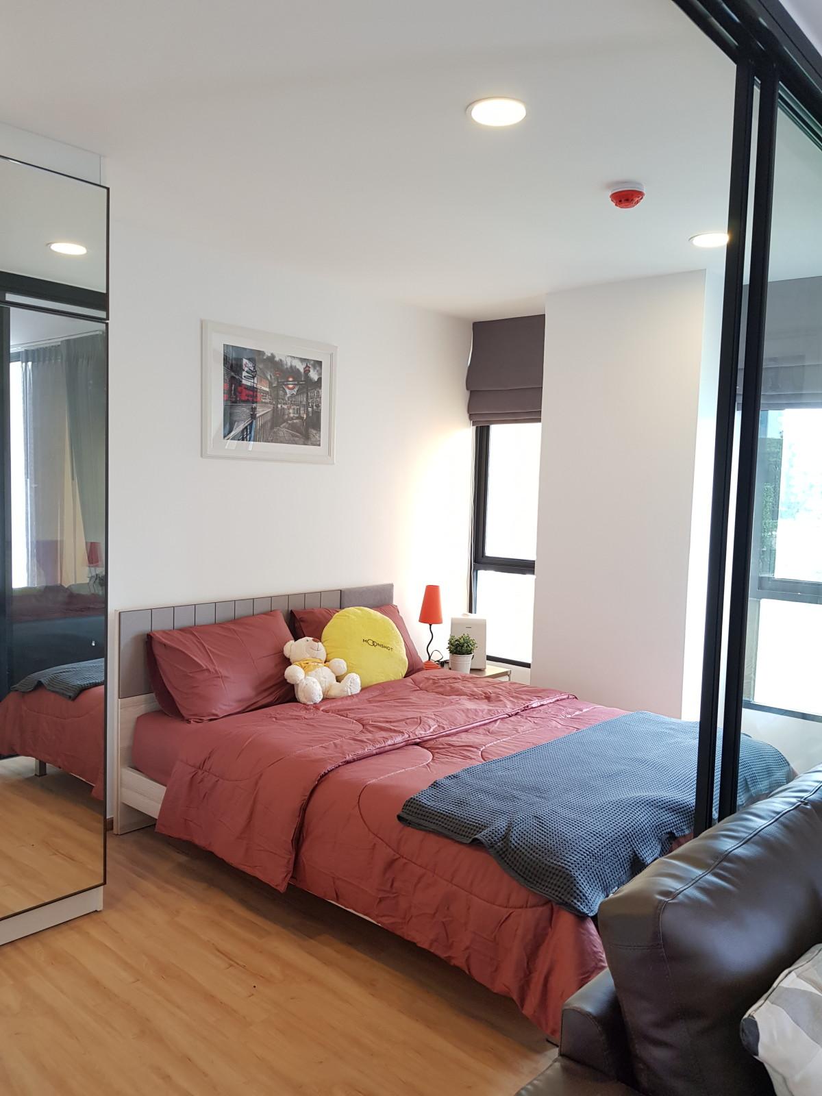 ประกาศ[Rent] NH The Exclusive เจริญกรุง 93 1 Bed 33.13 Sq.m. Rental Price 15000