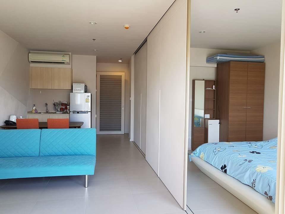 รูปของประกาศขายคอนโดบ้านทิวทะเล อความารีน(1 ห้องนอน)(1)