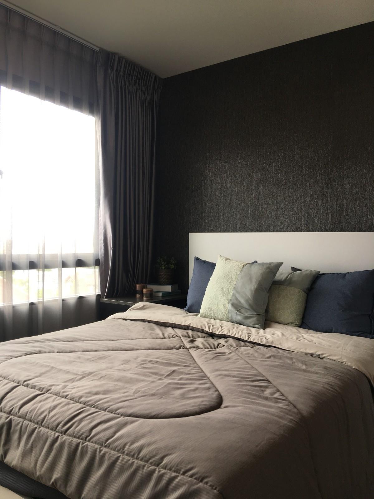 ประกาศขายคอนโด 1 ห้องนอน แบบครัวแยก โครงการ เอชทู ตึก โกลว์(H2 Condo)