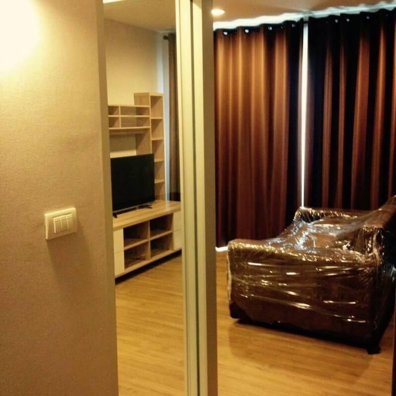 รูปของประกาศขายคอนโดFuse Chan-Sathorn (ฟิวส์ จันทน์ สาทร) (2 ห้องนอน)(1)