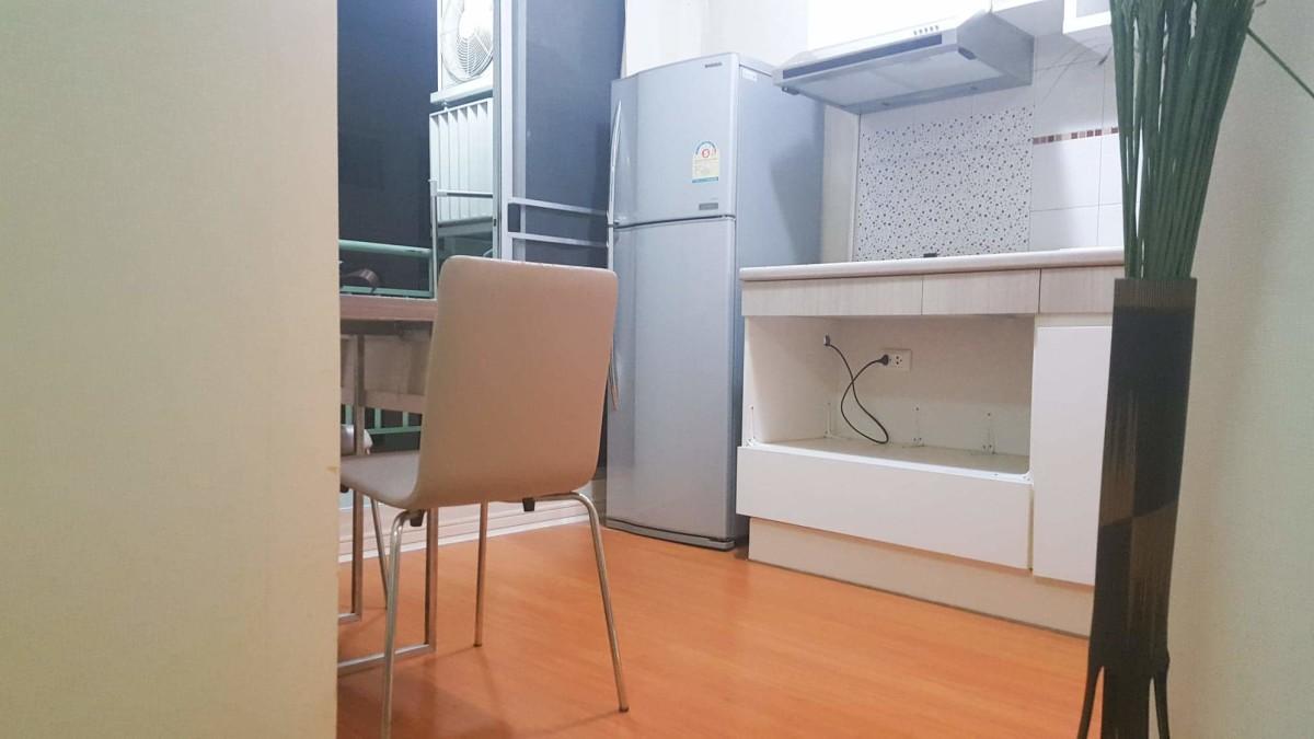 รูปของประกาศขายคอนโดลุมพินีทาวน์ บางแค(1 ห้องนอน)(3)