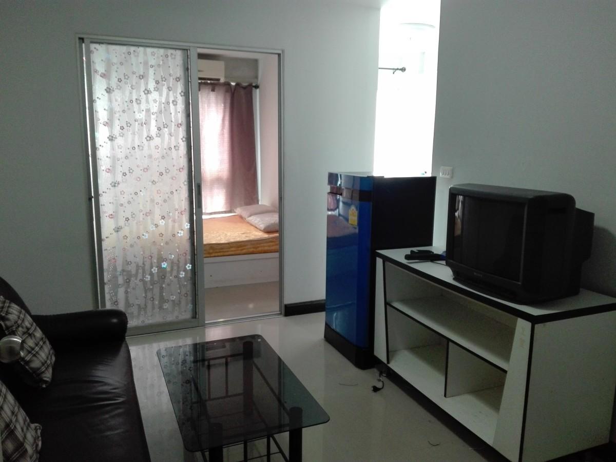 ประกาศเช่าคอนโด เดอะ แคช ลำลูกกา คลอง 2 (The Cache Lamlukka Klong 2) 1 ห้องนอน 28.5 ตร.ม. ชั้น 4