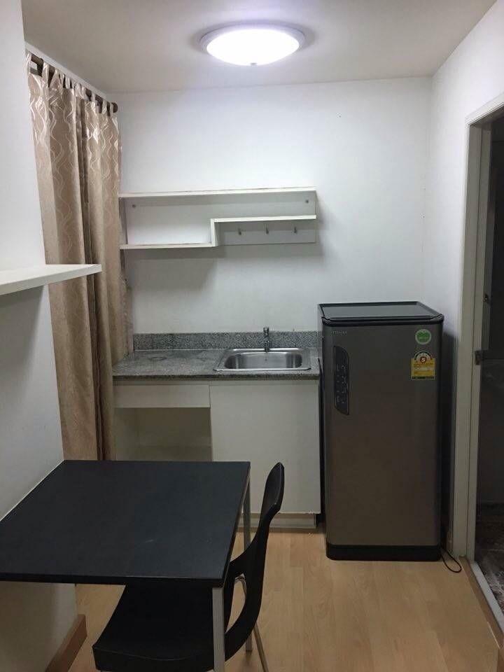 ประกาศให้เช่าสมาร์ทคอนโด พระราม 2 1 ห้องนอน 24.3 ตร.ม. ตึก H ชั้น 2 ราคา 4,500 บาท/เดือน เฟอร์นิเจอร์ครบ