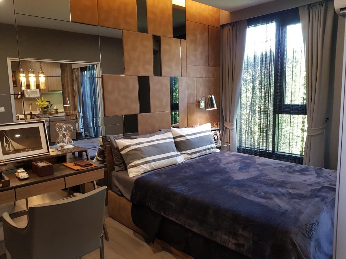 รูปของประกาศขายคอนโดเดอะ พาร์คแลนด์ เพชรเกษม 56(1 ห้องนอน)(2)