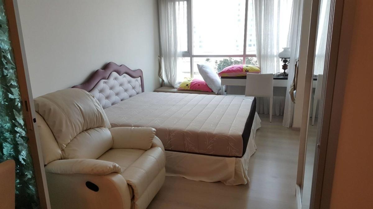 ประกาศเช่าคอนโด Life @รัชดา-สุทธิสาร 1 ห้องนอน 38.8 ตร.ม. ชั้น 12 20,000 บาท/เดือน เฟอร์ครบ พร้อมอยู่