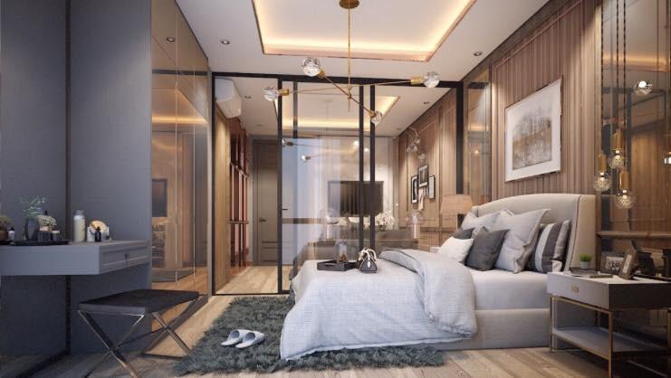 ประกาศขายดาวน์คอนโด เดอะ เบลกราเวีย @ รัชดา-ลาดพร้าว 15 ใกล้ MRT ลาดพร้าว 1 ห้องนอน 30 ตร.ม. ชั้้น 7