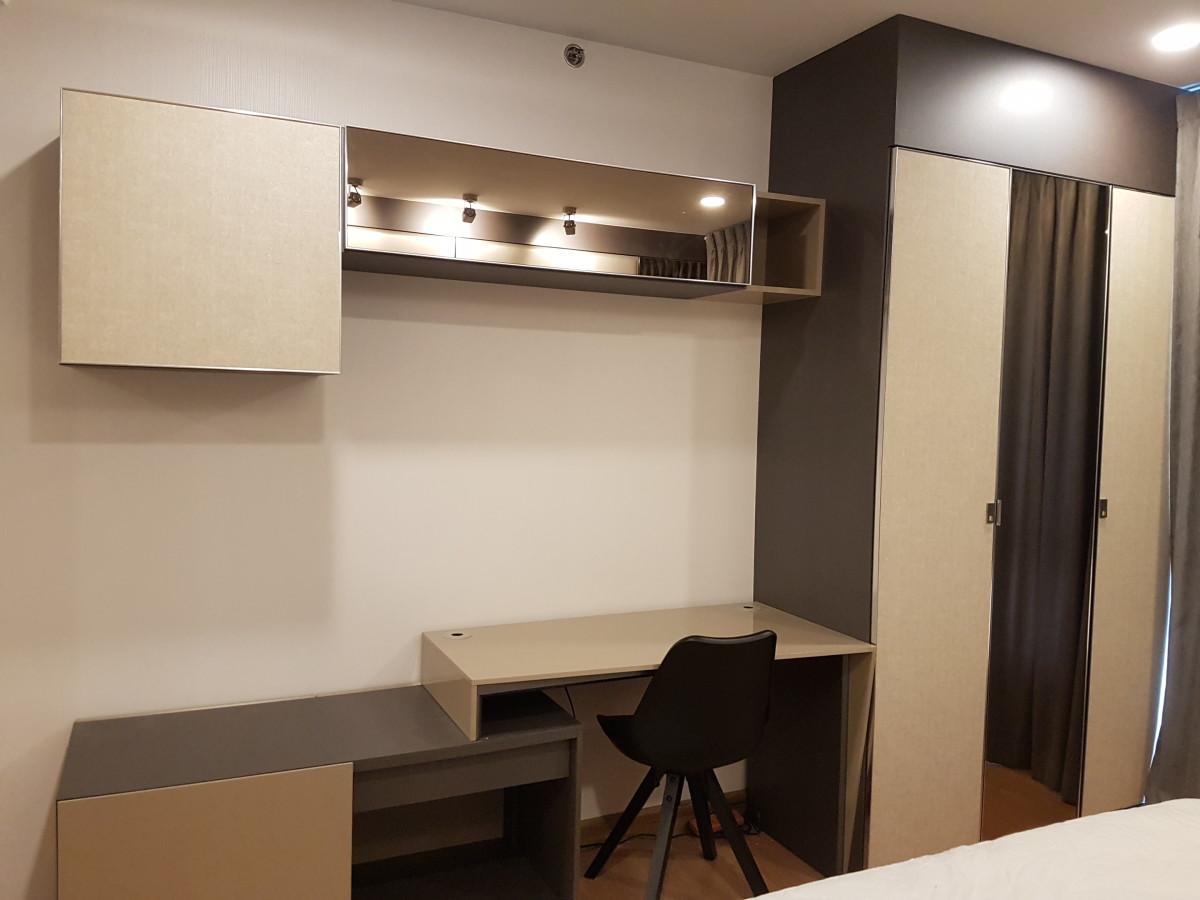 ประกาศให้เช่าคอนโด  Supalai Veranda รัชวิภา-ประชาชื่น 1 ห้องนอน 45 ตร.ม. ชั้น 23 ใกล้ MRT บางซ่อน แต่งครบ