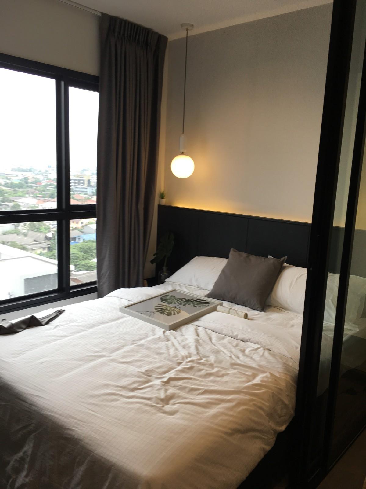 รูปของประกาศขายดาวน์คอนโดเดอะ โพลิแทน บรีซ(1 ห้องนอน)(2)