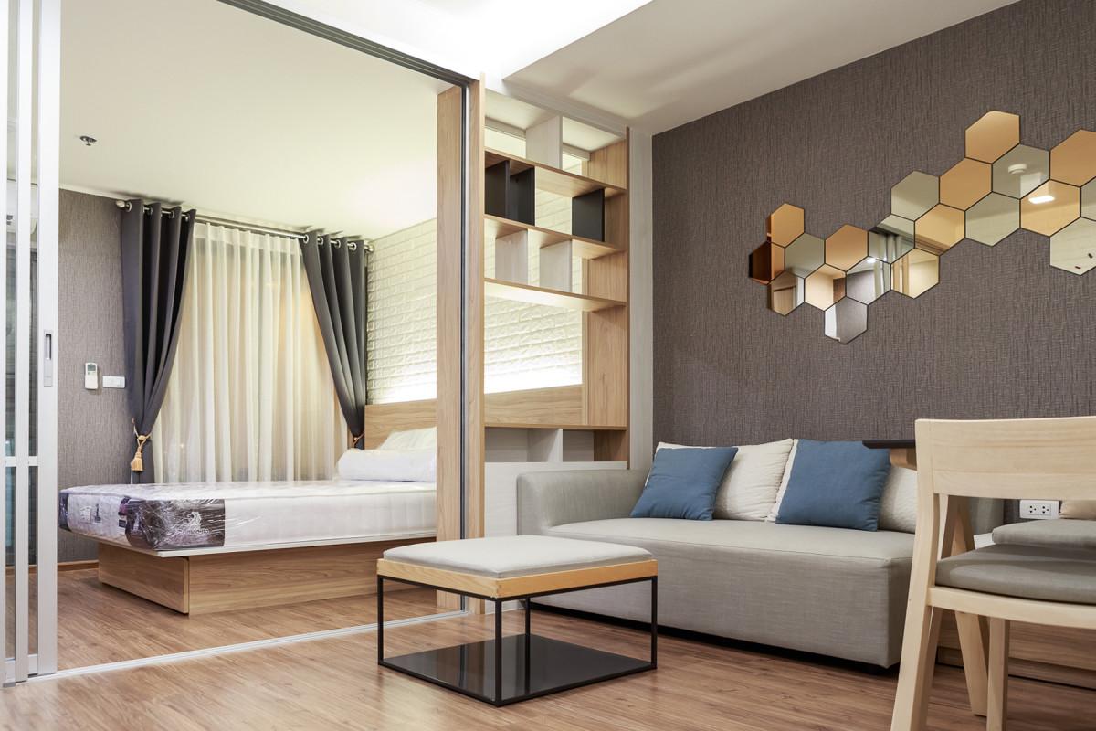 รูปของประกาศขายคอนโดU Delight Residence Riverfront Rama 3(1 ห้องนอน)(3)