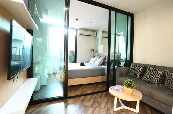 ประกาศให้เช่าคอนโด Beyond Sukhumvit 1 ห้องนอน 23.5 ตร.ม. 6,600 บาท/เดือน วิวเมือง ตกแต่งครบ พร้อมอยู่