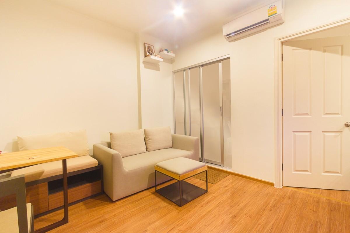 รูปของประกาศเช่าคอนโดU Delight @huamak station(1 ห้องนอน)(2)