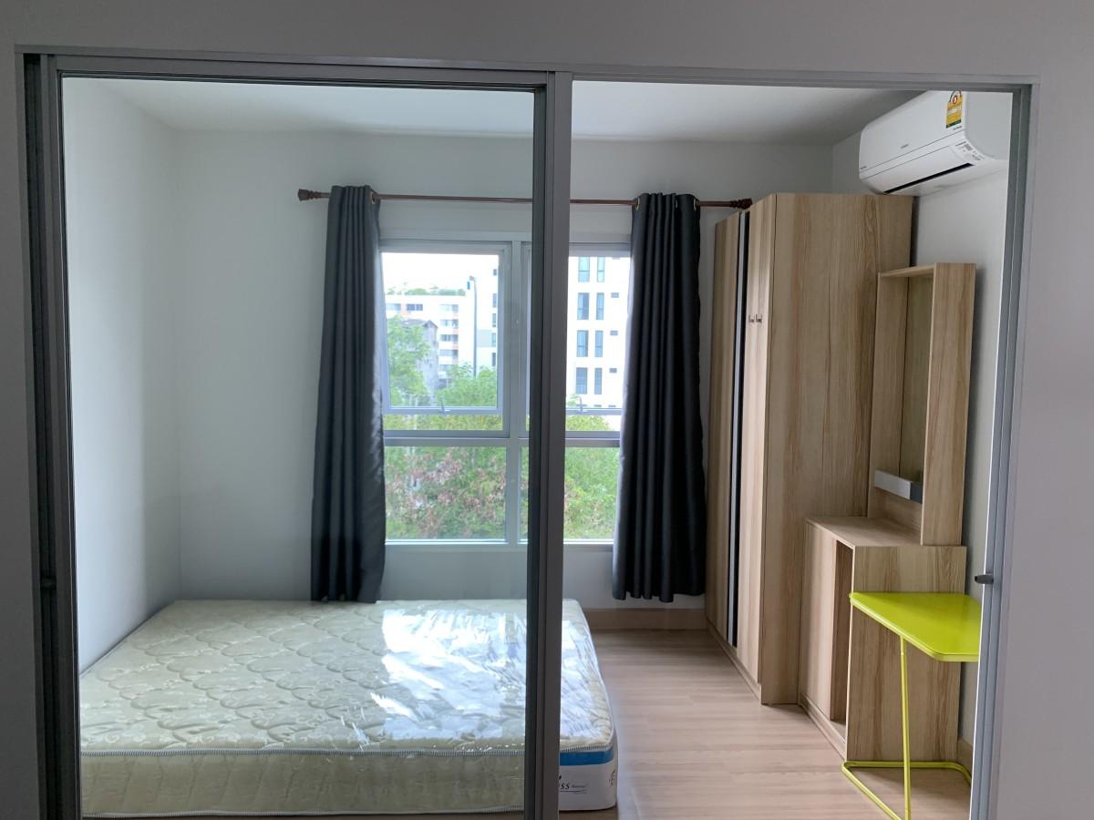 ประกาศให้เช่าคอนโด Deco Condominium 1 ห้องนอน 26.19 ตร.ม. ชั้น 6 6,500 บาท/เดือน ห้องใหม่ พร้อมเฟอร์