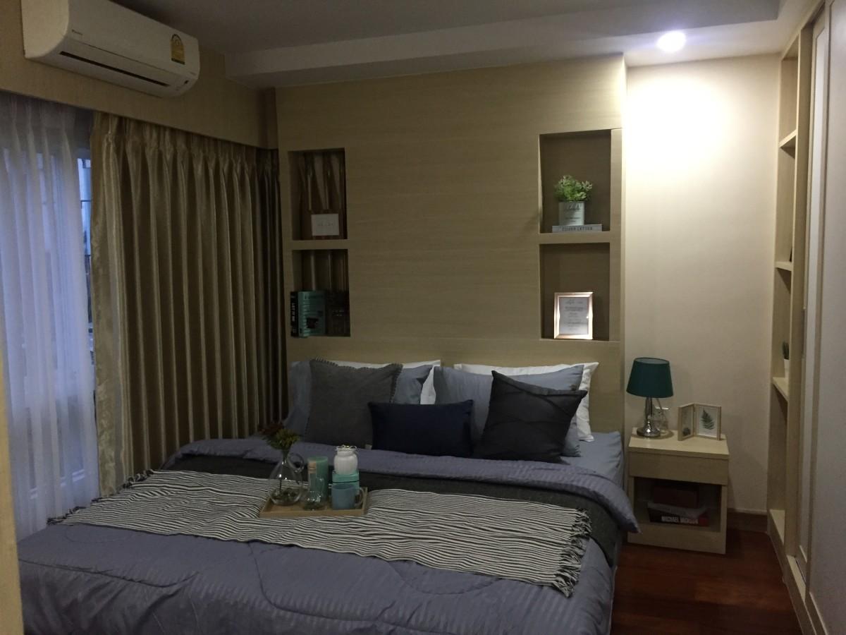 รูปของประกาศเช่าคอนโดวี คอนโด แจ้งวัฒนะ(1 ห้องนอน)(1)