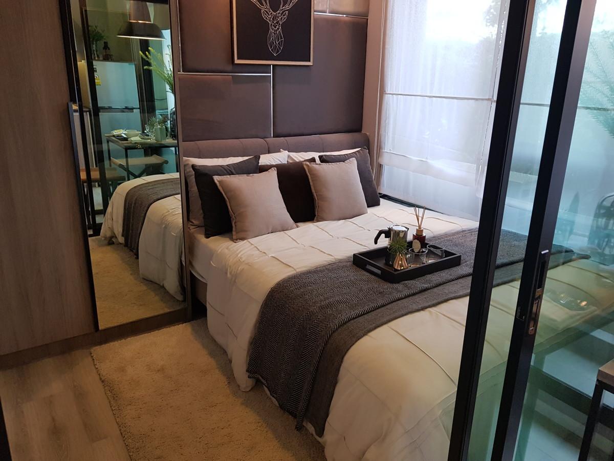 ประกาศขายดาวน์คอนโด Kensington สุขุมวิท-เทพารักษ์ 1 ห้องนอน 21 ตร.ม. ชั้น 18 50,000 บาท ใกล้ BTS สำโรง