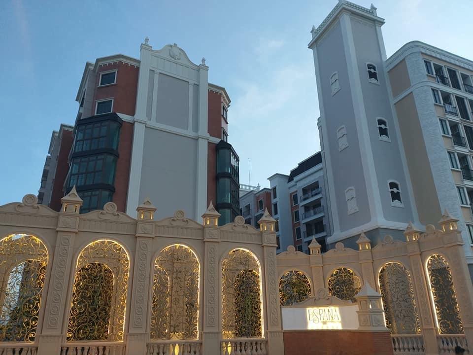 ประกาศขายด่วน คอนโด Espana Condo Resort Pattaya 1 ห้องนอน 2.9 ล้านบาท 37 ตร.ม ถูกกว่าโครงการ 480,000 บาท