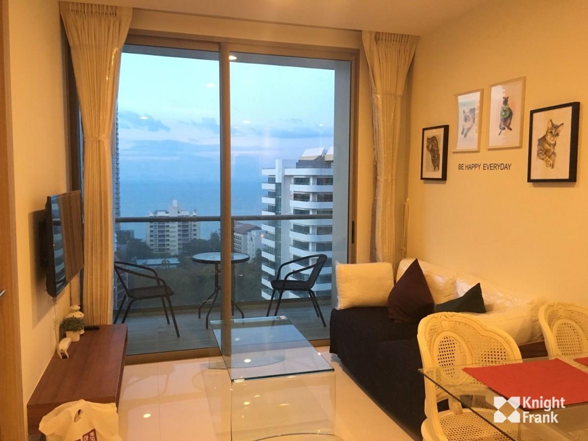 รูปของประกาศขายคอนโดThe Riviera Wongamat(1 ห้องนอน)(2)
