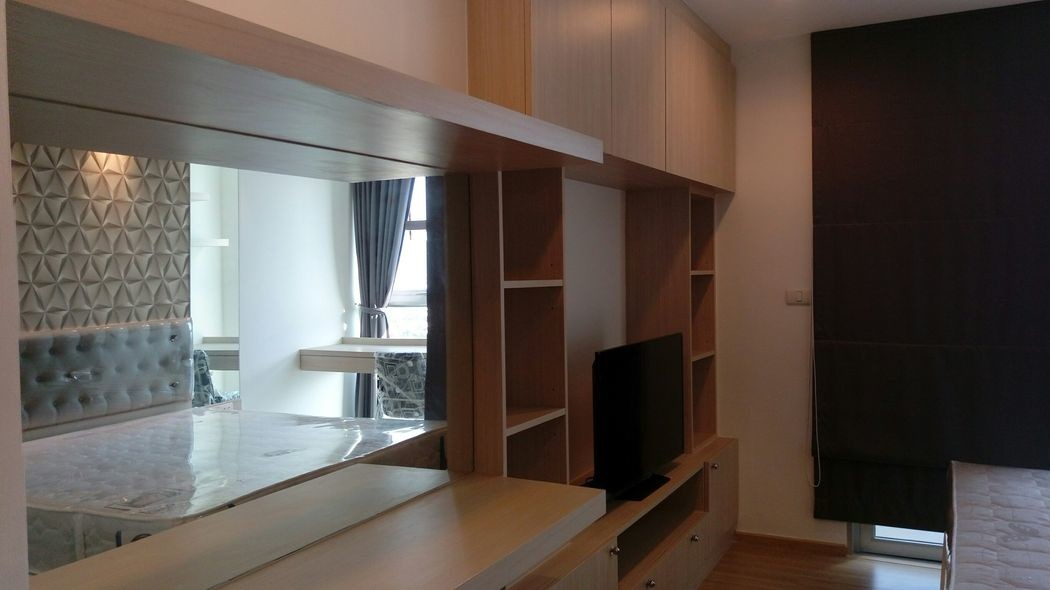 ประกาศHaus 23, space 24 sqm, Studio, fully furnished