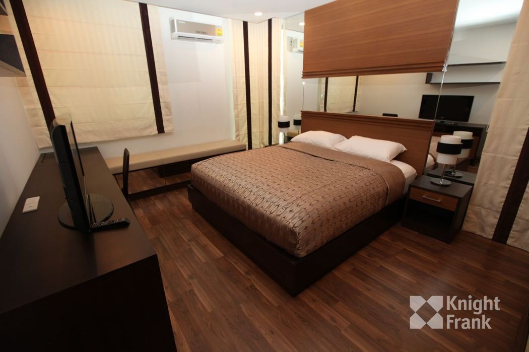 ประกาศFor Sale, 2 bedroom fully furnished at The Rajadamri