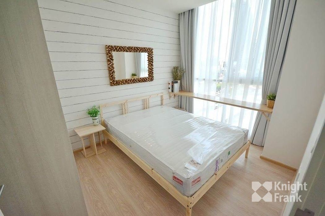 ประกาศCondo for Sale 2 bedroom unit at Noble Revolve Ratchada Fully furnished and Ready-to-move