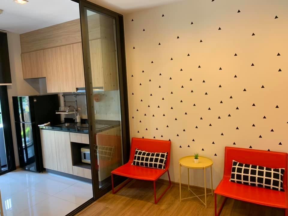 ประกาศให้เช่าคอนโด ฮาสุ เฮ้าส์ สุขุมวิท 77 (Hasu Haus Sukhumvit 77) ใกล้ BTS อ่อนนุช 1 ห้องนอน ตกแต่งครบ