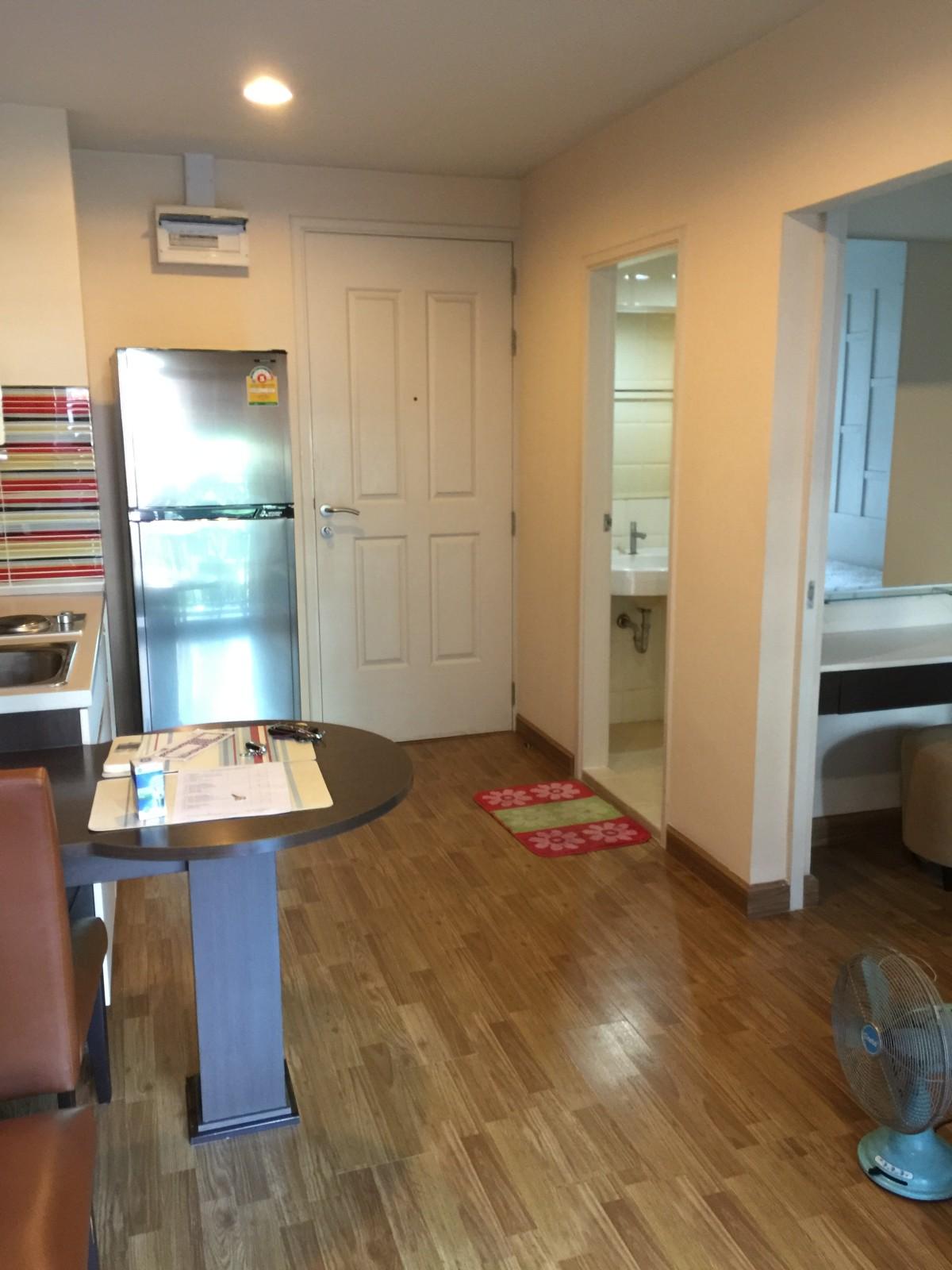 ประกาศขายคอนโดบ้านนวธารา ซอยประเสริฐมนูกิจ 33 1 ห้องนอน ชั้น 3 ตกแต่งครบ พร้อมอยู่