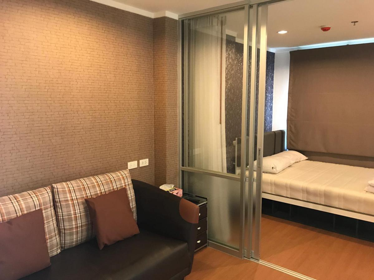 ประกาศขายคอนโด LUMPINI PARK รัตนาธิเบศร์-งามวงศ์วาน ติด MRT บางกระสอ 1 ห้องนอน วิวสระว่ายน้ำ พร้อมเฟอร์ฯ