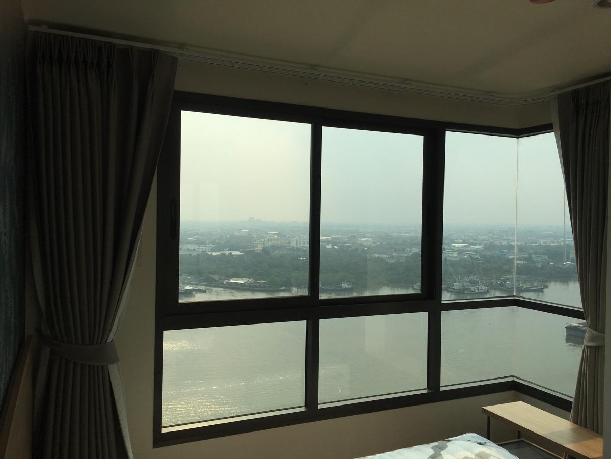 รูปของประกาศเช่าคอนโดU Delight Residence Riverfront Rama 3(2 ห้องนอน)(4)