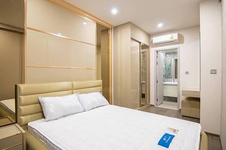 ประกาศ3307 Ideo Q Rachathewi for rent near BTS Rachathewi 1 bedroom 17th Floor new condo