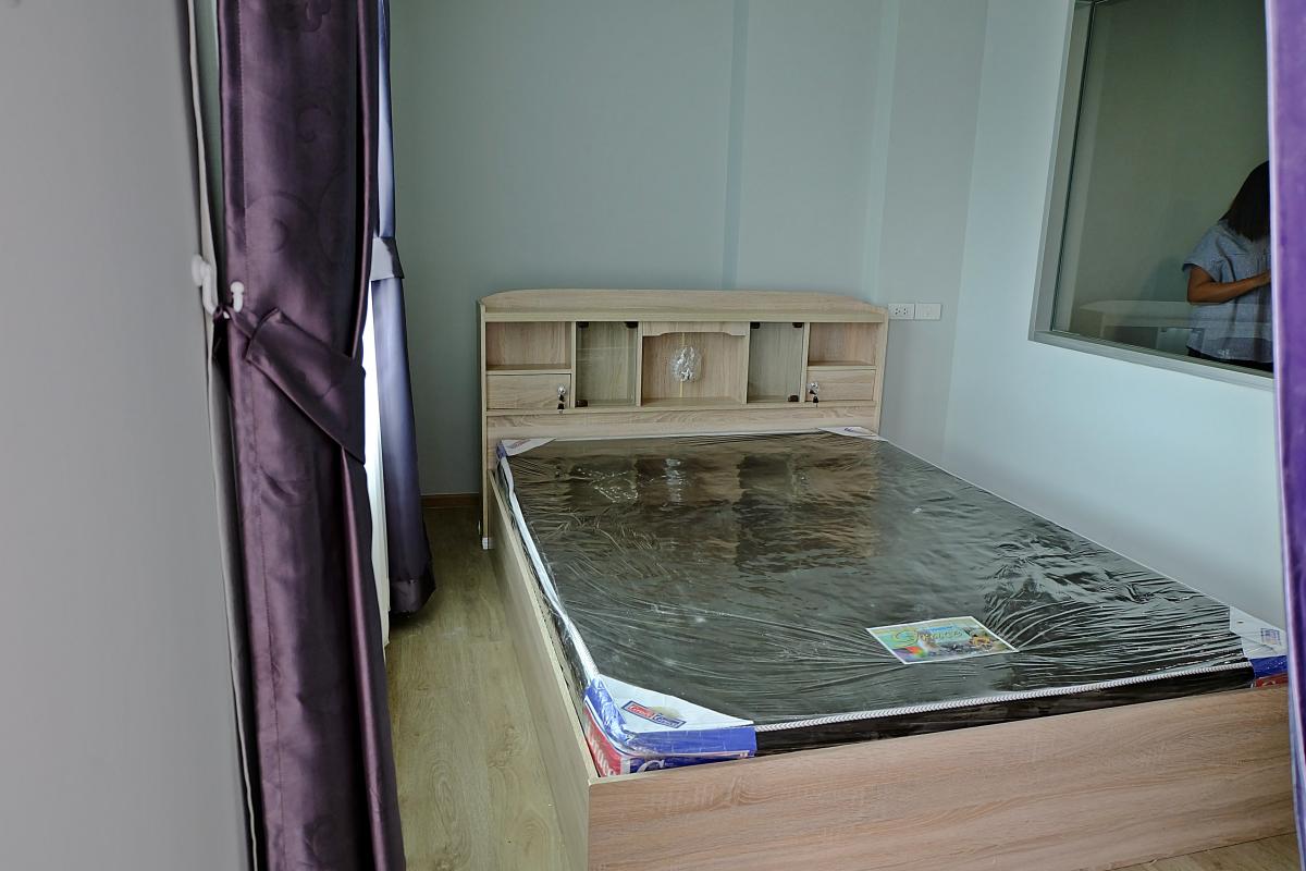 ประกาศให้เช่า คอนโด ริช พาร์ค แอท เจ้าพระยา ใกล้ MRT ไทรม้า 1 ห้องนอน 30 ตรม 6,500/เดือน