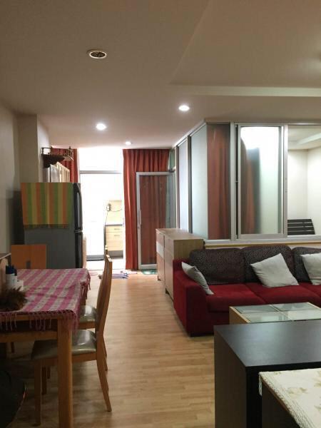 ประกาศขายคอนโด Ratchada City 18 ( รัชดา ซิตี้ 18 ) ใกล้ MRT สุทธิสาร 1 ห้องนอน 48.5 ตร.ม.