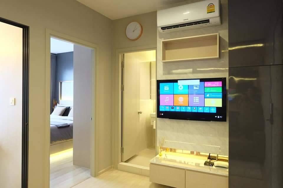 ประกาศให้เ่าคอนโด / For rent life sukhumvit 48 1 bedroom 1 bath 30 Sq.m. near BTS Phrakanong