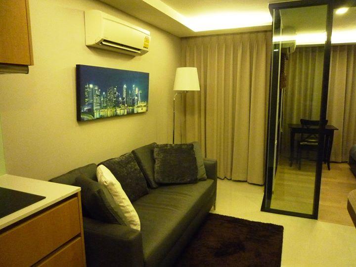 รูปของประกาศเช่าคอนโดโซซิโอ ร่วมฤดี(1 ห้องนอน)(2)