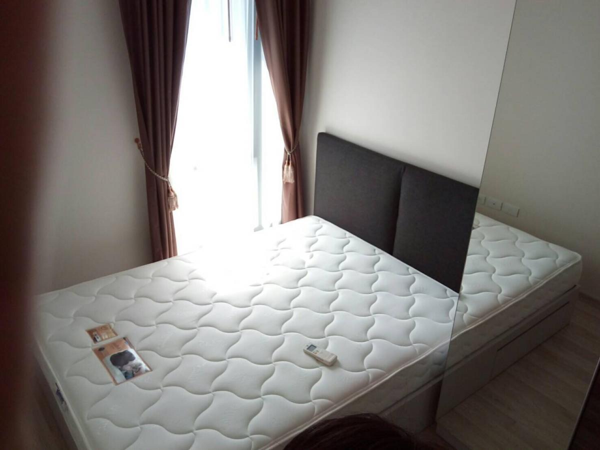 ประกาศคอนโดให้เช่า เซ็นทริค รัชดา-ห้วยขวาง Centric Ratchada-Huai Khwang ใกล้MRTห้วยขวาง 1 ห้องนอน ห้องมุม