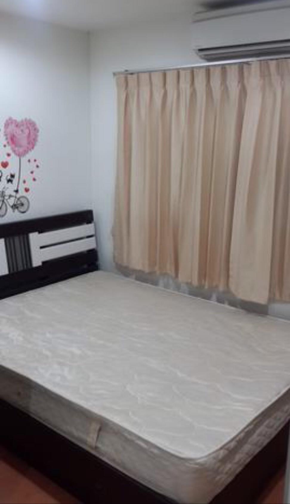 ประกาศให้เช่า ลุมพินี คอนโดทาวน์ นิด้า-เสรีไทย 2 ใกล้ MRT ลำสาลี ติดถนนเสรีไทย 1 ห้องนอน 23 ตร.ม. เฟอร์ครบ