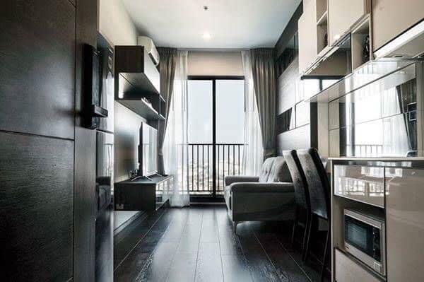 ประกาศFOR RENT : C Ekamai  -Near BTS Ekamai 1 bedroom 1 bathroom 31 sq.m fully furnished 21,000/month