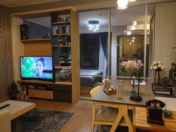 รูปของประกาศขายคอนโดU Delight Residence Riverfront Rama 3(1 ห้องนอน)(1)