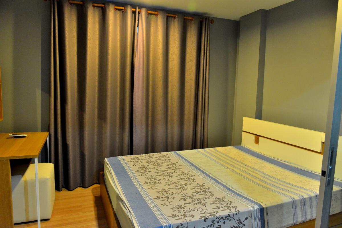 ประกาศขายคอนโด Niche ID Rama2 [นิช ไอดี พระราม2] 1 ห้องนอน 30 ตร.ม. ชั้น6 ตกแต่งสวยพร้อมอยู่