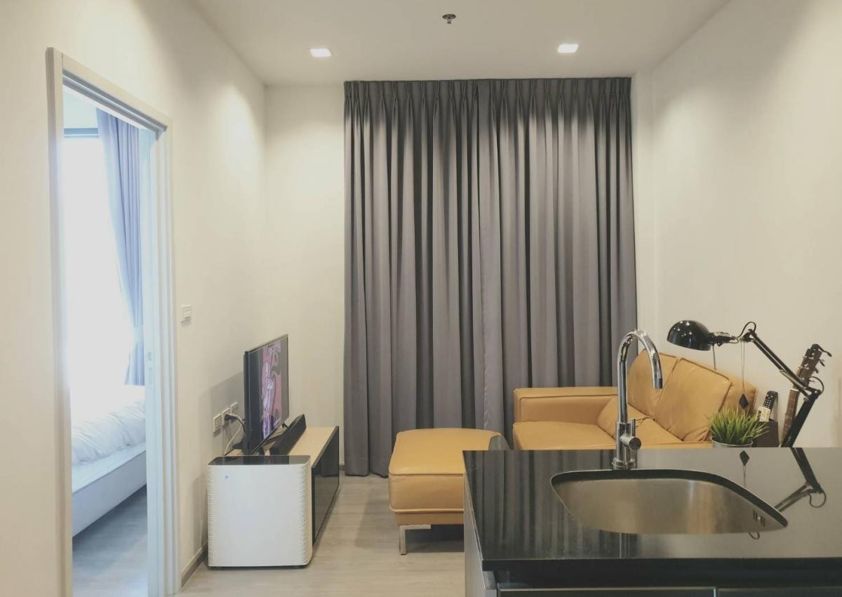 ประกาศ[For sale/ขาย]  Nye by Sansiri (นายน์ บาย แสนสิริ) ติด BTS วงเวียนใหญ่ 31 ตร.ม. ชั้น 15 1นอน ห้องสวย